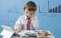 کدام گروه از بچه ها در آینده ثروتمند میشوند ؟